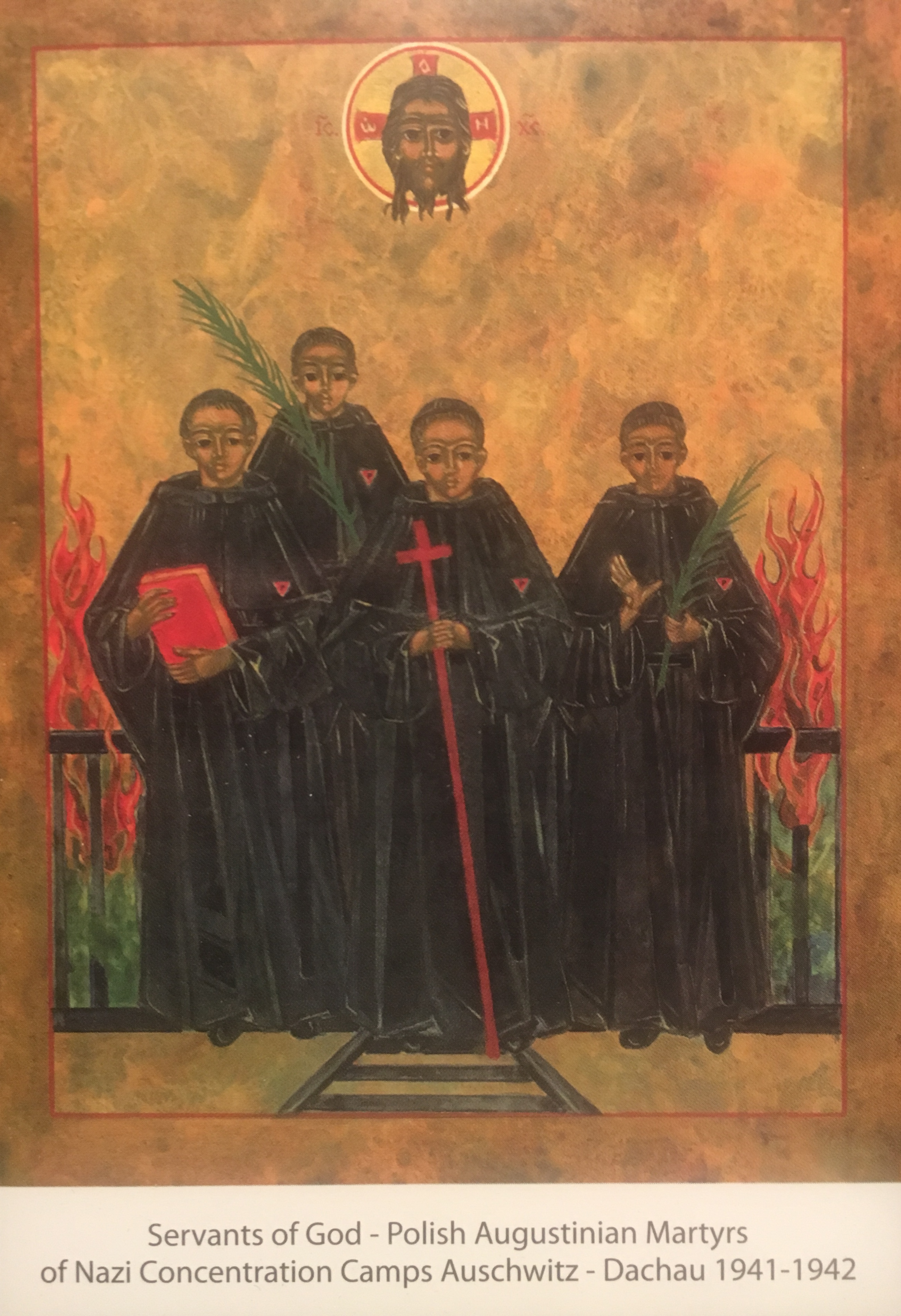 [the Augustinian Martyrs]